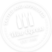 Wine Express Tasted and Approve Seal